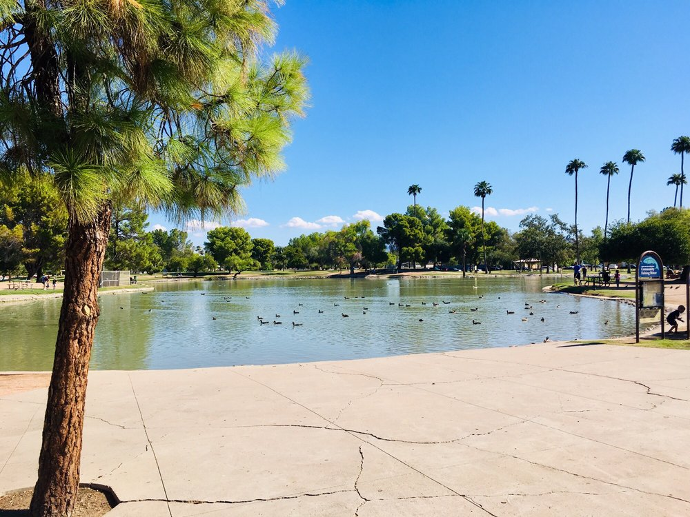 Roadrunner Park in Arizona