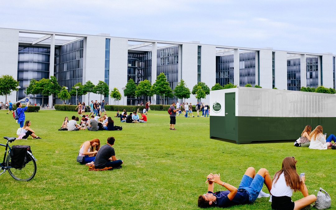 How Colleges Around the Country Use Container Farms